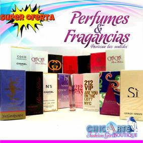 Perfumes Cartera Originales Dama Caballero Mayor Detal Mini