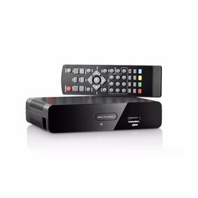 Conversor Tv Digital E Gravador Tv Digital Multilaser Re207