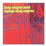 Cd Burt Neilson Band Orange Shag Carpet