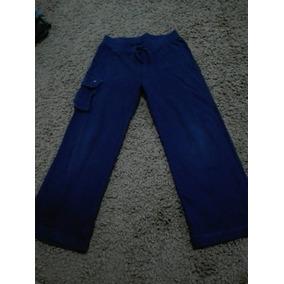 Pantalon Algodon Azul Niño Tommy Hilfiger Liviano