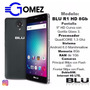 Blu R1 Hd | 8gb +1gb Ram| Quadcore | Flash Frontal 8mpx