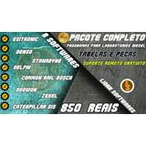 Pacotão De Programas Diesel - Tabelas E Peças (8 Programas)