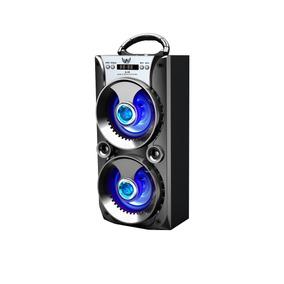 Caixa Som Bluetooth Amplificada Usb Sd Rádio Fm Frete Grátis