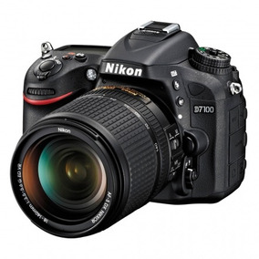 nikon D7100 Kit Af-s 18-140 Vr