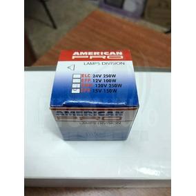 Lámpara American Pro Dicro Efr 15v 150w Dj Efectos