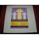 Maxi Simply Red - Angel (6 Mixes) - 1996 Usa - Promocional