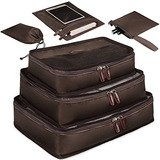 Cubos De Embalaje 6 Set. Bolsos Para Organizador De...