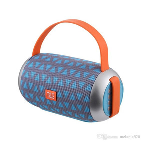 Caixa De Som Bluetooth E Alça Auxiliar Potente Frete Grátis