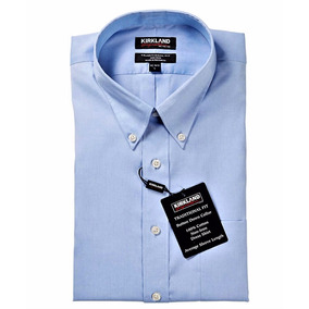 Camisas Kirkland S/m/l No Ironing Remate Sólo Noviembre