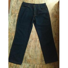 Pantalón Jeans Caballero 3 Costuras Industrial
