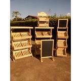 Exhibidores,muebles Estantes Para Fruterias,verduras Etc.