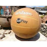 Bola Vôlei Wilson Soft Play Original - Costurada - Raridade