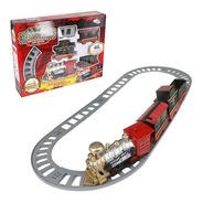 Trem Ferrorama Classic Train  - Wellkids