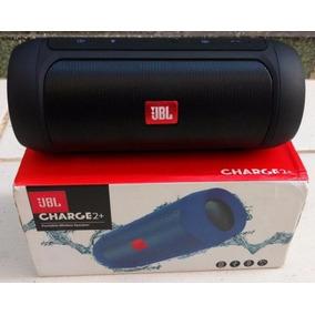 Caixa De Som Charge 2+ Plus Bluetooth Recarregável