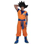 Disfraz De Goku Original New Toy's