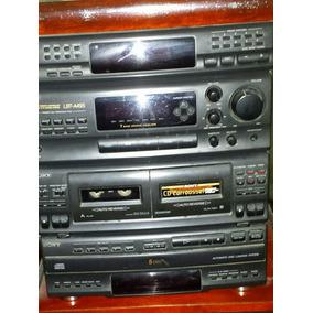Aparelho De Som Carroussel Sony Lbt-a495 C/controle E Manual