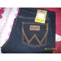 Pantalones(jeans) Wrangler Original, Golden Slim, Talla: 30