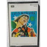 Luis Miguel. Ya Nunca Mas. Kct Nuevo Emi 1983