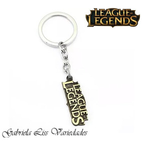 20 Chaveiros League Of Legends