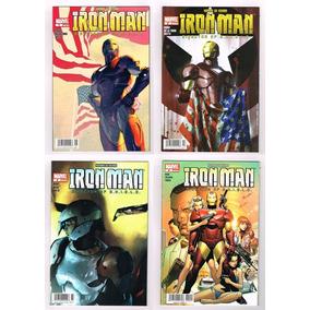 Iron Man Director Of Shield - Lote De 14 Comics - Televisa
