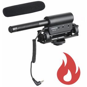 Microfone Takstar Sgc 598 Dslr Canon Nikon Pronta Ent Sgc598