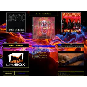 Linubox - Programa Para Máquina De Música Jukebox (linux)