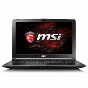 Notebook Msi 15.6 - 7700hq - Gtx 1050 - 8 Gb - 1 Tb - Stock