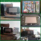 Nintendo Wi U Con Un Juego Original De Mario Con Un Bolso