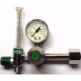 Válvula Reguladora Com Fluxômetro Para Cilindro De Oxigênio