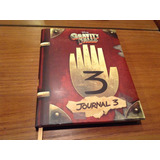Gravity Falls Diario 3 Journal 3 ( Entrega Inmediata)