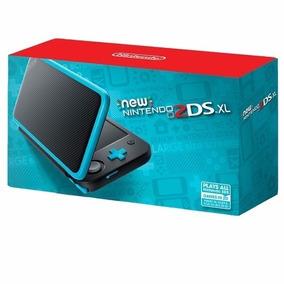 Console Nintendo New 2ds Xl Preto