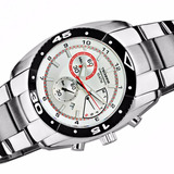 Relógio Technos Masculino Chronógraph Prova Fs60ab/1k Tc05
