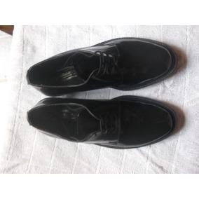 Zapatos Militares Patentes De Gala. Talla #40.