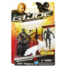 Gijoe Ultimate Snake Eyes Retaliation