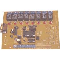 Control Lógico Programable (plc) 8 E/s Plaquetodo 4036/1