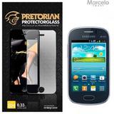 Película P/ Galaxy Fame Duos S6810 De Vidro