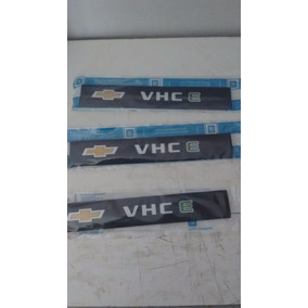 Emblema Vhc E Tampa Comando De Valvulas Original Gm Cada