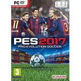 Pro Evolution Soccer 2017 Pes 2017 En Español Para Pc!!