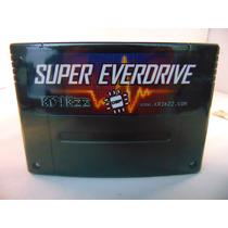Super Everdrive P/ Super Nintendo V2.3d (dsp1,2,3,4) Krikzz