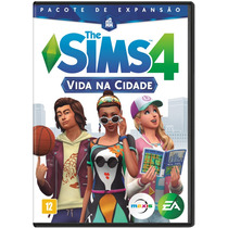 The Sims 4 - Vida Na Cidade - Pc Pacote De Expansão