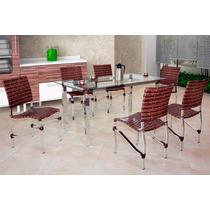 Conjunto,cadeira,fibra Sintética,alumínio,aréaexterna,jardim