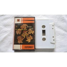 Javier Solis Un Año Mas Sin Ti Cassette Original Cbs Mexico