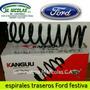 Espiral Trasero Ford Festiva