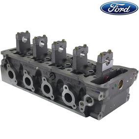 Cabeçote Sem Válvulas - Ford Ka E Ford Fiesta - Motor 1.0 8v
