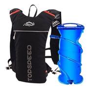 Colete Mochila De Hidratação Reservatório 2litros Topspeed