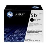 Mp Toner Hp Negro P/laserjet 51x Alto Rend. (q7551x)