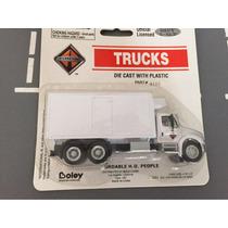 Camión Internacional Caja Refrigerada Boley Escala 1:87 Ho