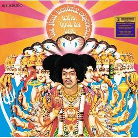 Jimi Hendrix Axis: Bold As Love Vinilo Lp Imp Usa Nuev