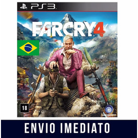Far Cry 4 Ps3 Português Ps3 Psn