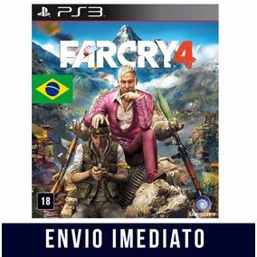 Farcry 4 Ps3 Português Ps3 Psn